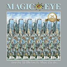 Magic Eye 25th Anniversary Book, Cheri Smith