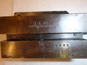 Bullet Molds, 38 Caliber, Ideal 358495