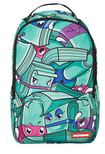 Sprayground Money Moji Cash Urban Streetwear Laptop Bag Backpack 910B1084NSZ