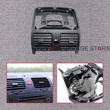 Lüftungsdüsen Heizung Verkleidung Schwarz für VW Golf GTI Jetta MK5 05-10