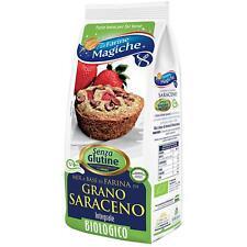 Farine de Sarrasin Bio le Farine Magiche 500gr Intégrale Gluten Free