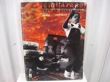 Biohazard Urban Discipline Sheet Music Song Book Songbook Guitar Tab Tablature