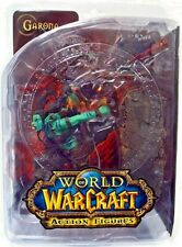 Dc Unlimited World of Warcraft: Series 7: Orc Rogue: Garona Action Figure
