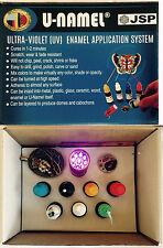 U-NAMEL starter kit, 7 colors + led light(ez2097)