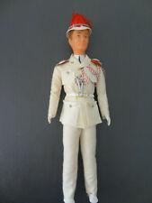 Poupée vintage rare et beau JACKY de GEGE fiancé de MILY - en tenue de MONACO