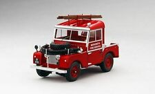 True Scale Land Rover Series I 88 Fire Appliance 1:43 TSM1443