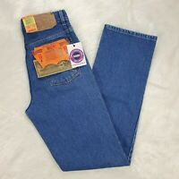 Mens Levis 501 Original Fit MADE IN USA Straight Blue Jeans Sz W29 L32 RRP £120