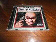 Chicano Rap CD YOUNG TRAV - East Side Story Mixtape - Big Lokote Lil Sicko