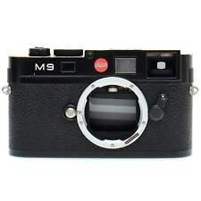 Leica M9 Digital Rangefinder Camera Body (Black) 5700 Act
