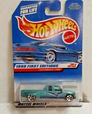 HOT WHEELS 1998 FIRST EDITIONS CUSTOMIZED C3500 #26 OF 40 New