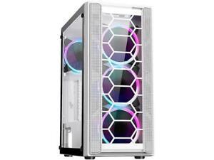 DIYPC WHITE i7 QUAD CORE  Gaming Computer Desktop PC Tower i7 8GB  CUSTOM BUILT