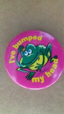 """I've Bumped My Head"" First Aid Badges X 10"