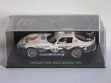 FLY Car Chrysler / Dodge Viper GTS-R Le Mans 1999 - PlayStation - Ref. A85