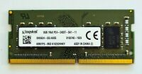 Kingston 8GB DDR4 2400MHz Laptop RAM ~ PC4-19200 2400T SODIMM Memory 260pin 1Rx8