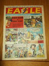 EAGLE VOL 20 #4 25TH JANUARY 1969 BRITISH WEEKLY DAN DARE