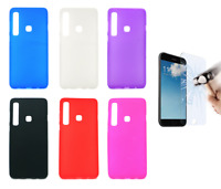 Case Cover Gel TPU Silicone For Samsung Galaxy A9 (2018) - 6.3""