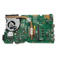 Asus F555L Laptop Motherboard Intel i3-4030u, Heatsink and Fan
