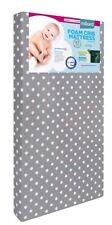 milliard hypoallergenic baby crib mattress or toddler bed mattress