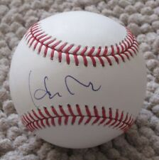 HIDEO NOMO Autographed Official Major League Baseball w/pic-L.A.DODGERS-JSA