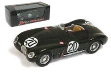 Brumm R356 Jaguar XK120C #20 Le Mans Winner 1951 - Walker/Whitehead 1/43 Scale