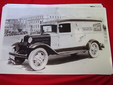 1931  FORD  AA PANEL TRUCK COKE COLA  11 X 17  PHOTO   PICTURE