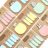 100 x Sticky Notes It Index Tabs Page Markers Bookmarks Kawaii Planner Memo Post