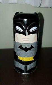 Batman Collectible Pencil / Pen Tin Container - cylinder
