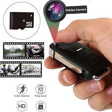 Hidden Spy Mini Car Key Fob DVR Motion Detection Camera Cam Video Recorder USB