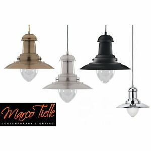 Marco Tielle Fisherman Lantern Ceiling Pendant Light 4301
