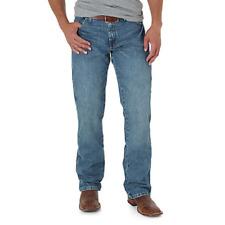 WRANGLER Retro Slim Fit Boot Cut Premium Denim Jeans 77MWZWO Men's 34x36