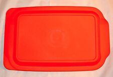 NEW Pyrex 233-PC Red Storage Lid for 9X13 Pyrex 3 Qt 3L Glass Dish