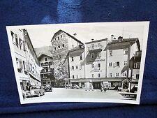 OLD PHOTO-PC: ZELL AM SEE~LANDESREISEBÜRO~ca 1935/1945~ANIM~OLD (MILITARY) CARS
