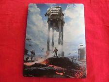 Star Wars Battlefront Steelbook Steel Box (leer, ohne Spiel) NEU
