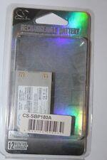 CAMERON SINO - Batterie pour Samsung VP-X220L - CS-SBP180A