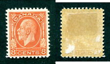 Mint Canada 8 Cent KGV Medallion Stamp #200 (Lot #10880)