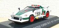 1/64 CM's 1977 LANCIA STRATOS TURBO GR.5 GIRO D'ITALIA rally diecast car model