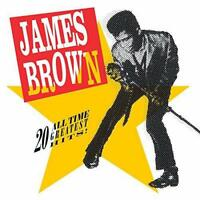 James Brown - 20 All-Time Greatest Hits! - New Sealed Reissue Vinyl LP Album