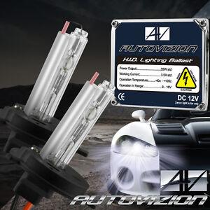 Ac 35W AUTOVIZION Xenon Headlight HID KIT 9006 9004 9007 H11 H7 H3 H10 H13 fog