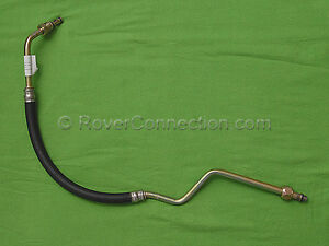 Land Rover Discovery 1 I Range Rover Classic Engine Oil Cooler Line Pipe UPPER