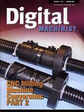 Digital Machinist Magazine Vol. 2 No.2 Summer 2007 (Color Photocopy Reprint)