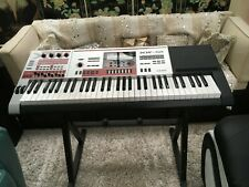 CASIO XW-G1 Groove Synth Mint Condition SKB Hard Case ($343 value) & Pedal Inc.
