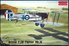 Bristol F2B FIGHTER Mk IV (RAF marcature) 1/48 Roden