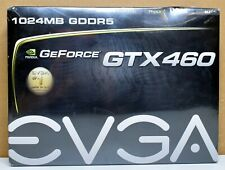 EVGA NVIDIA GeForce GTX 460 1 GB GDDR5 Graphics Card 01G-P3-1370-TR | New in Box