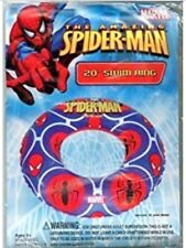 Marvel The Amazing Spider Man Swim Ring 20""
