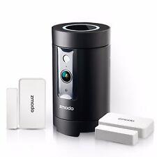 Zmodo Pivot 1080p Wireless 360°Rotating Security Camera W/ 2 Pack Window Sensor
