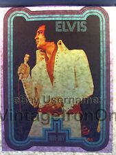 Elvis 1976 UNUSED ROCK KING Hawaii tour NOS VTG T-Shirt Iron On Transfer Print