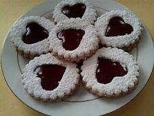 Linzer Cookies (A Dozen - Homemade)