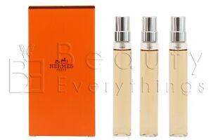 Twilly d'Hermes by Hermes 3 x 10ml Eau De Parfum Spray NIB Sealed For Women
