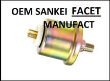 OEM MANUFACT SANKEI OR FACET Engine Oil Pressure Switch