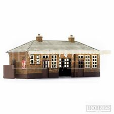 C014 Hornby Triang Dapol Oo/ho Booking Hall Kit S21a